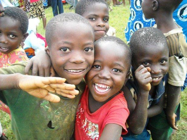 happy in poverty