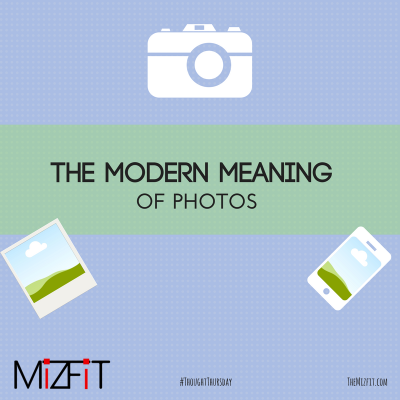 the modern meaning of photos